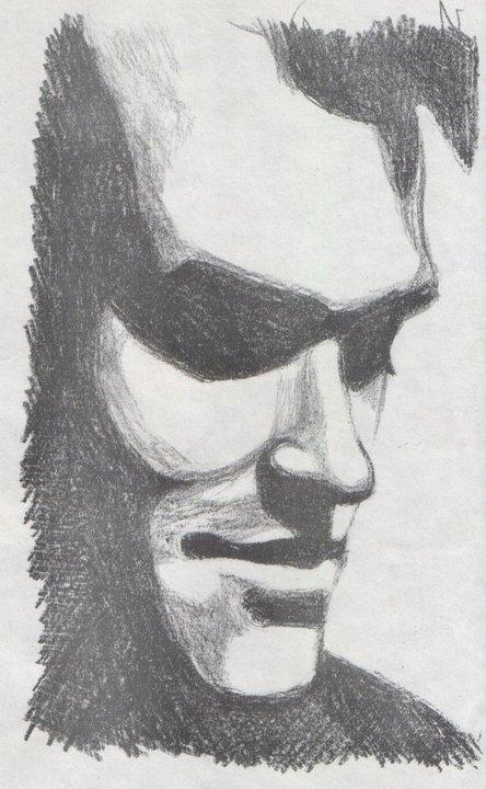Morrissey by johnboulter